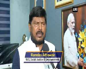 EVM row Make new laws, do elections on ballet papers, but after 5years says Ramdas Athawale [Video]