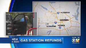 Gas Stations Agree To Refund Customers For Hurricane Harvey Price Gouging [Video]