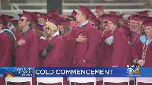 Students, Families Don't Let Know Get In The Way Of Graduation [Video]