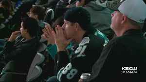 Shark Fans Disappointed By End Of Team's Stanley Cup Dream This Season [Video]