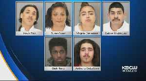 6 San Jose Residents Arrested In Connection With Early April Fatal Stabbing [Video]