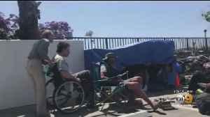 Residents In San Clemente Fight Growing Homeless Encampment [Video]