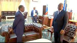 DR Congo's president faces challenges with appointment of new PM [Video]
