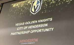 Henderson approves VGK hockey facility [Video]