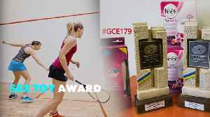 Vibrators and sexism shake women's squash in Spain [Video]