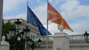 North Macedonia awaits EU membership talks ahead of election [Video]