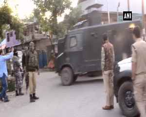 Exchange of fire underway between security forces and terrorists in JKs Kulgam [Video]