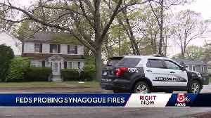 FBI investigating fires at rabbis' homes [Video]