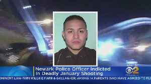 Newark Police Officer Charged After Deadly Shooting Caught On Disturbing Body Cam Video [Video]
