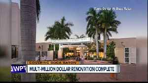 Town Center at Boca Raton mall completes multi-million dollar renovations [Video]