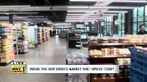 A look inside the new Dash's Market on Hertel Avenue [Video]
