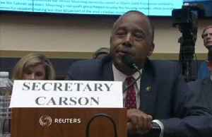 REO vs. Oreo; Ben Carson learns the difference [Video]