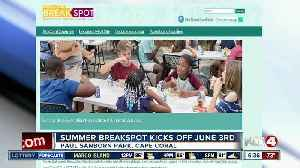 Program will provide free meals to Lee County students over the summer [Video]