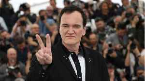 Tarantino Gets Standing Ovation At Cannes For New Film [Video]
