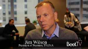 More National Brands Executing TV Locally: Premion's Wilson [Video]