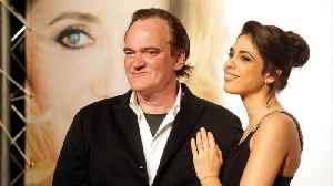 Tarantino Reflects On Recent Marriage [Video]