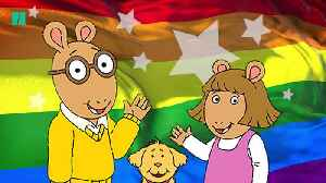 "Alabama Bans Same-Sex Marriage In Children's TV Show ""Arthur"" [Video]"