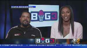 Ice Cube, Lisa Leslie Put On Coaching Hats For Big 3 Basketball League [Video]