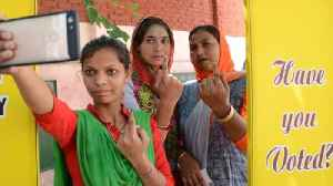 News video: India's six-week election in two minutes