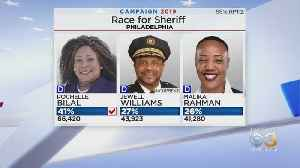 Voters In Philadelphia Elect Woman To Lead Sheriff's Office [Video]