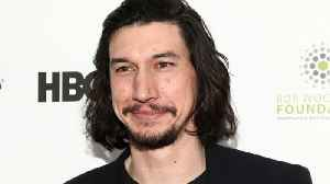 Adam Driver Credits  Military For His Courage To Act [Video]