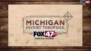Michigan History Throwback: The Senate Chambers & Gallery [Video]