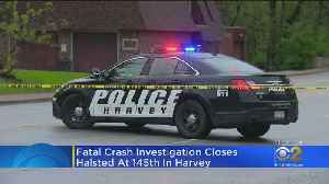 Fatal Hit-And-Run In Harvey [Video]