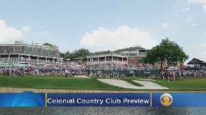 Colonial Country Club: A Look At Hogan's Alley, Home Of The Horrible Horseshoe [Video]