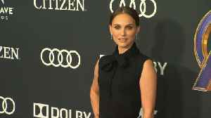 News video: Natalie Portman denies dating 'creepy' Moby as a teenager