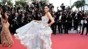 This Actress Suffered A VERY Unfortunate Wardrobe Malfunction On The Cannes Red Carpet [Video]