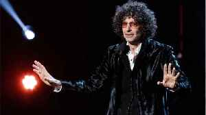 Howard Stern Names The One Person He Wishes He Could Apologize To, But Can't [Video]