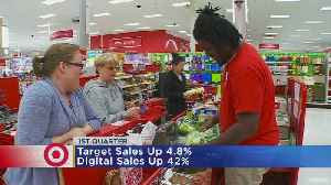 Target's 1Q Earnings Better Than Expected [Video]