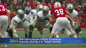 St. Thomas 'Involuntarily' Removed From MIAC [Video]