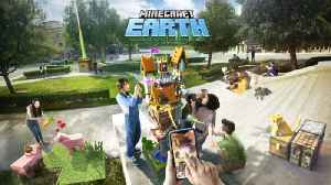Minecraft to release new augmented reality game 'Minecraft Earth' [Video]