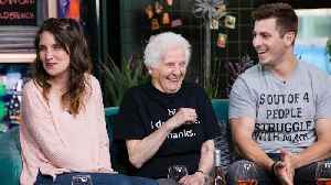 Ross Smith & Granny Join The Table [Video]