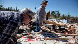 Deadly Storms Strike U.S. Southern Plains [Video]