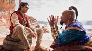 Aladdin's Rotten Tomatoes Score Is Out [Video]