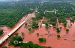 News video: Flooding forces evacuations in Oklahoma