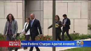 Former Stormy Daniels Attorney Michael Avenatti Indicted On Wire Fraud Charge [Video]