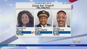 Philadelphia Poise To Elect First Woman To Lead Sheriff's Office [Video]