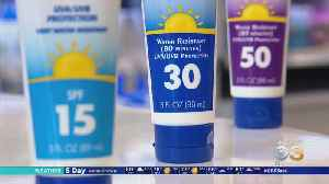 New Study Says Nearly 2/3 Of Sunscreens Probably Aren't Safe [Video]
