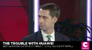Sen. Tom Cotton: China Is a Threat to U.S. Tech Dominance [Video]