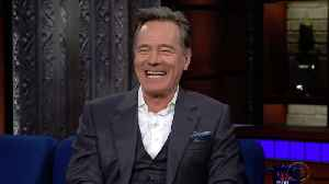 Bryan Cranston Sat On A WWE Champion's Lap On Broadway Without Even Knowing It [Video]