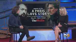 Composer Hershey Felder Discusses His New Show 'A Paris Love Story' [Video]