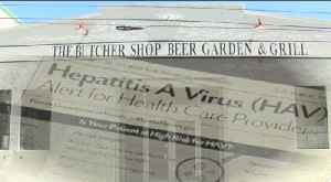 West Palm Beach commissioner visits Butcher Shop Beer Garden & Grill to address hep A concerns [Video]
