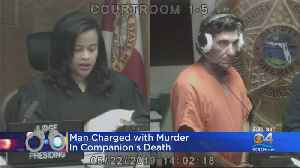 Florida Man Who Stabbed Wife In Northwest Miami-Dade Charged [Video]