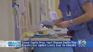 Fewer Americans Dying Of Cancer, More Dying From Heart Disease, Study Finds [Video]