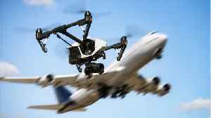 Technology Is Making It Harder To Fly DJI Drones Into Planes [Video]
