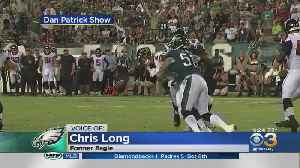 Chris Long Reveals He Used Marijuana To Treat Pain During NFL Career [Video]