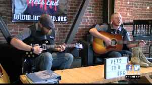 Veterans find healing through music therapy [Video]